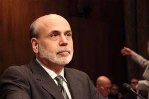 Spokojny i dostojny - cały Ben Bernanke.