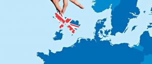 UK oddala sie od europejskiego kontynentu