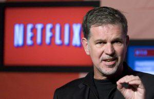 Reed Hastings (prezes Netflix)