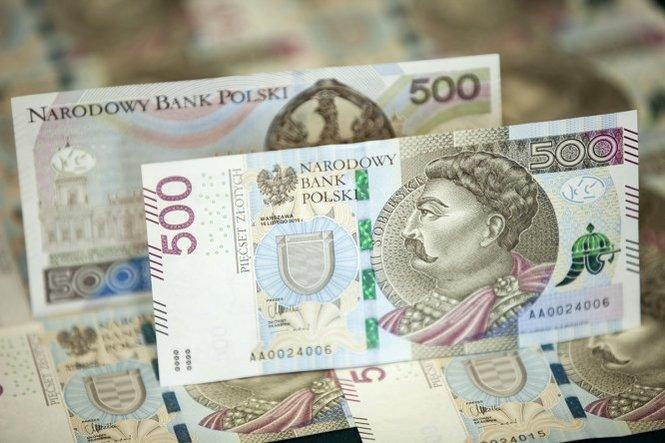Nowy banknot o nominalne 500zł