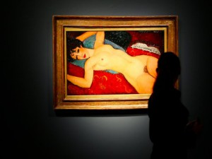 Nu Couché - Amedeo Modigliani |źródło: www.businessinsider.com