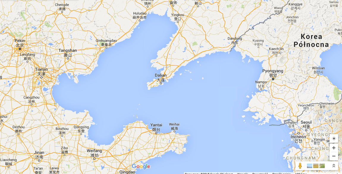 Zatoka Pohaj - to tu naukowcy odkryli ponad 470 ton złota.