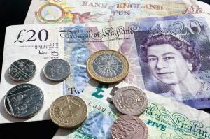 Kurs funta przed decyzja Banku Anglii, GBP/USD po 1,3130 USD
