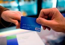 karta płatnicza visa