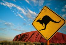 Kurs dolara australijskiego