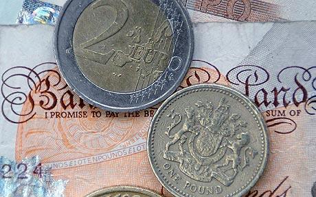 Kurs euro wrócił do 200-dniowej średniej. Co dalej z parą EURGBP?