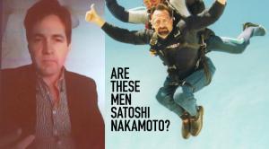 Czy Ci mężczyźni to Satoshi Nakamoto?