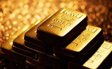 Sztabki złota Cena złota