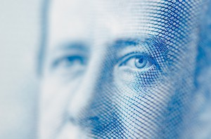 Kurs dolara traci, gdy spekulanci zajmują długą pozycję w dolarze kanadyjskim (CAD)