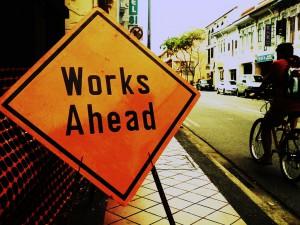 Każdy ważny cel wymaga pracy. Tylko porażki przychodzą z łatwością.