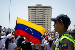 wenezuela protesty