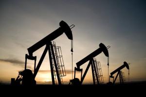 Żurawie pompowe ropy naftowej