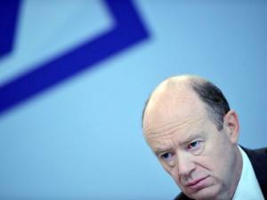 John Cryan, prezes Deutsche Banku