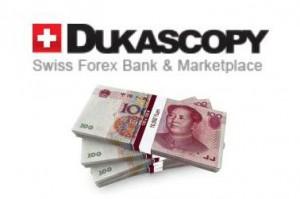 Znany broker Dukascopy reguluje wielkość dźwigni na USD/CNH. Czy to dobra decyzja? |źródło: www.leaptrade.com