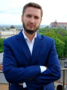 Piotr Głowacki - rozmówca Comparic.pl i prelegent FxCuffs 2016.