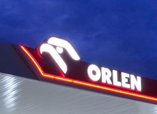 Logo PKN Orlen