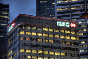 Akcje HSBC spadły do 25-letniego dołka. Najbardziej lojalni inwestorzy tracąwiarę