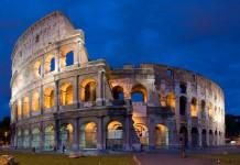 Koloseum w Rzymie cc