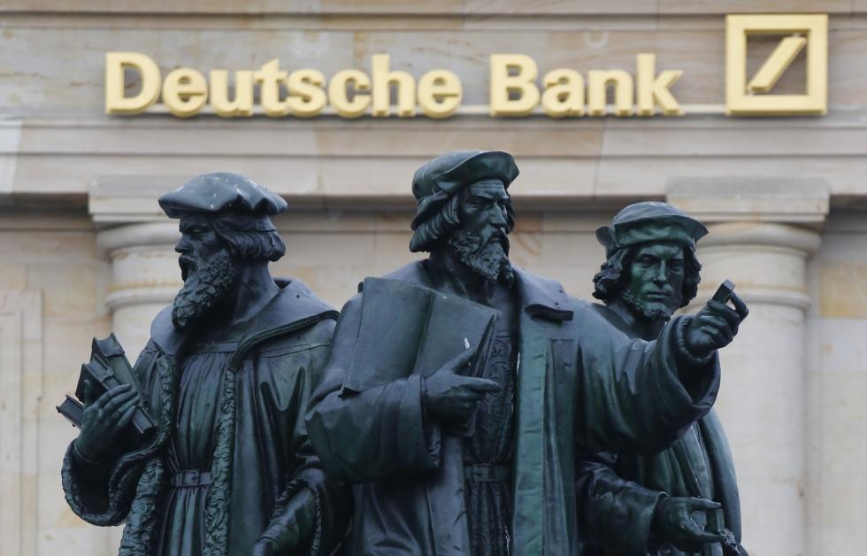 Deutsche Bank – Strona główna