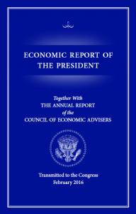 Strona tytułowa najnowszego raportu administracji Obamy.
