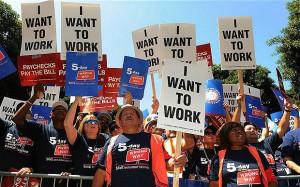 Pracownicy USA