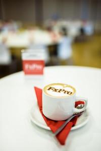 FxPro był partnerem przerwy kawowej. fot. Piotr Szałański
