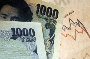 Kurs jena może zyskać w przypadku korekty na globalnym rynku akcji