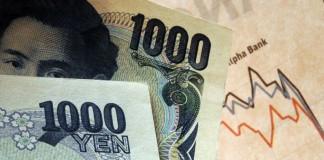 kilka japońskich jenów