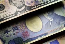 USDJPY banknoty