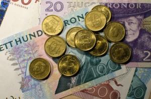 Kurs korony szwedzkiej (USD/SEK) słabnie, dalsze umocnienie dolara