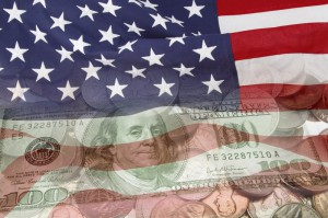 Kurs dolara (EUR/USD) spada, a inflacja w USA rośnie