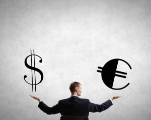 Kurs euro urośnie do 1,15 USD, prognozuje Danske. Bycze nastawienie równieżw Citigroup