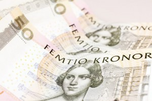 Kurs korony szwedzkiej (USD/SEK) coraz mocniejszy