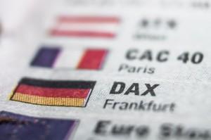 DAX z formacją odwrócenia trendu, jak głębokie będą spadki na rynku akcji?