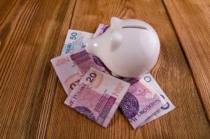 Kurs złotego (PLN) nadal silny. Sprawdź poniedziałkowe kursy dolara, euro, funta i franka