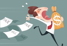 inwestor ucieka przed podatkami