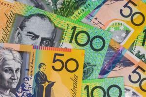 Kurs AUD/USD w dół, Bank Rezerwy Australii chce niższego kursu