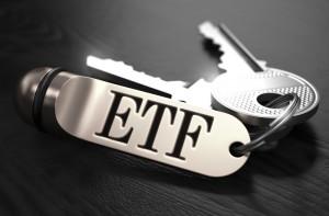klucze i breloczek etf