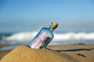 ccf forex comparic EUR 500 butelka plaża