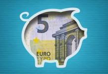 Wykres euro EURPLN 21maja 2019