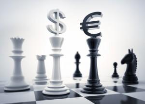 Kurs euro (EUR/USD) przed szansą na dalsze spadki, uważa Credit Suisse oraz Commerzbank