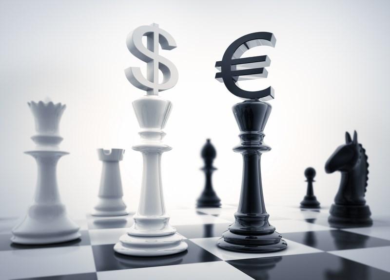 walutowe szachy - USD i EUR