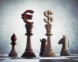 Co czeka kurs euro (EUR/USD) w bieżącym roku?