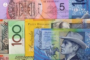 Kurs dolara australijskiego (AUD/NZD) przekroczył 1,10 pierwszy raz od dwóch lat