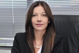 Przewodnicząca CySEC, Demetra Kalogerou