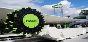 Famur ma umowę o na dostawę sprzętu o wartości 20 mln euro do kopalni w Rosji