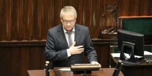 E. Łon zaprzysiężony na członka RPP pod koniec stycznia 2016rk.