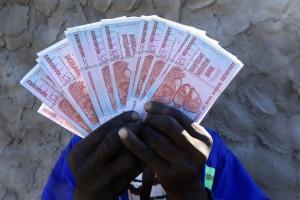 Zimbabwe bliskie ponownego wejścia w hiperinflację