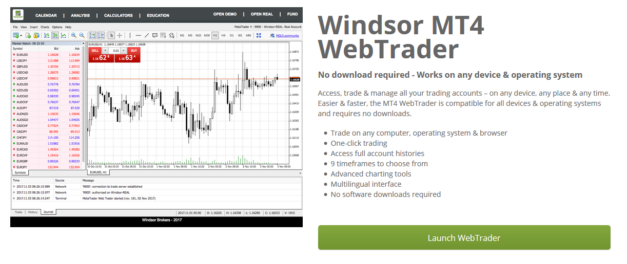 INDUSTRY: Forex - Binary Options. APPLY ONLINE. Windsor Brokers is an Equal Opportunity Employer. Windsor Brokers Ltd. Limassol. INDUSTRY: Not available. Windsor Brokers is a leading Investment Firm, offering its products and services to retail and corporate clients from over 80 countries worldwide. Windsor's history dates back .