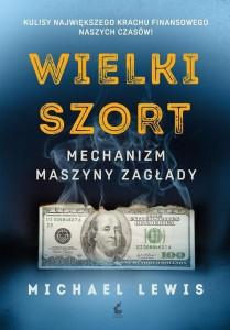 """Książka """"Wielki Szort"""" dostępna jest w ofercie księgarni maklerska.pl"""